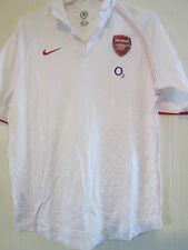 Jugador de arsenal 2004-2005 usado fútbol T ShirtSize XL 40120 partido desgaste