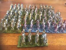 Warmaster Arqueros Alto Elfo/Bowmen varios bien pintados Games Workshop fuera de imprenta