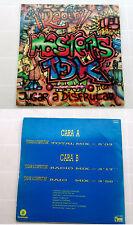 """Masters T De K – Jugar A Disfrutar 12""""  Hip Hop Pop Rap 1989 SPAIN"""