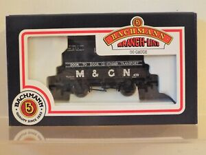 33-450Z Bachmann OO Scale Railway 3-Plank Wagon with LNER Container, M&GN, NEW