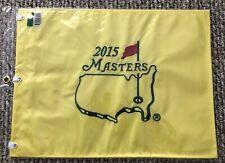 2015 Masters Augusta National Pin Flag In Original Packaging