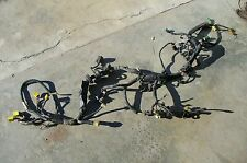1987 Toyota MR2 Engine Wiring Harness AUTOMATIC 4AGE good used