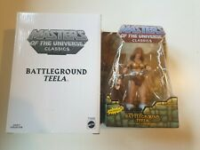 Battleground Teela Masters Of The Universe Classics MOTUC MOTU
