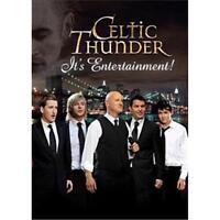 CELTIC THUNDER IT'S ENTERTAINMENT DVD ALL REGIONS NTSC NEW