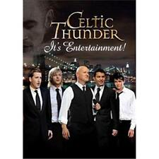 CELTIC THUNDER IT'S ENTERTAINMENT DVD ALL REGIONS NTSC NEW