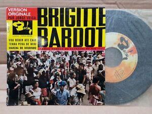 Various – Brigitte Bardot 45T VG++/EX Barclay – 72487