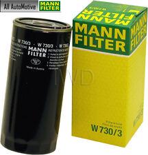 Oil Filter fits Porsche 911 95-98 (tall filtr-wheelwell) MANN W730/3 99320720102