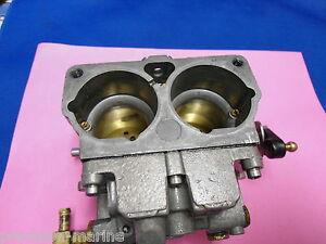 818650A32, WMH 31-2, 1995 Mercury 150 XL 2.0L CENTER CARB