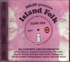 Mojo Island Folk CD