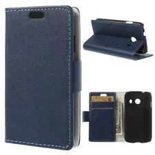 Case Business Etui Samsung Galaxy Ace Style / SM-G310 navy-blau