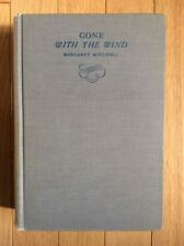 1936 First Edition GONE WITH THE WIND   Scarlett O'Hara   Civil War Rhett Tara
