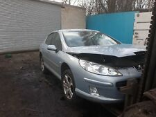Peugeot 407 2007 alloy wheel nut,breaking for spares.