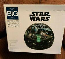 NIB Disney Star Wars LED Kids Chair