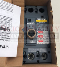Siemens HQR23B125 3P 3PH 125A 240V LI Function Circuit Breaker