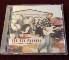 Lee Roy Parnell- Every Night's A Saturday Night- CD