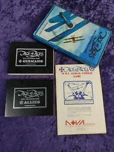 NOVA Wargame: Ace of Aces - World War 1 Air Combat game - Powerhouse Series WW1