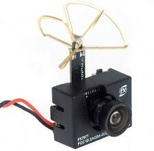 FX797T 5.8G Transmitter TX Wireless 600TVL FPV Camera Leaf Antenna Us supplier