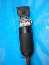 1993 Haarschneidemaschine Koh-I-noor Electric 2 DRP 220V Prewar bakelite Bakelit