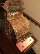 Brass National Cash Register 313 Special Edition 100 Year Anniversary Model