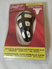 Rawlings PeeWee Athletic Supporter and Cage Cup ages 4 - 7 years 30 to 45 pounds