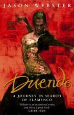 Duende: A Journey In Search Of Flamenco by Jason Webster | Paperback Book | 9780