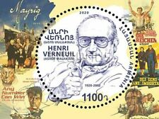 Armenia MNH** 2020 Mi1155 Henri Verneuil (Ashot Malakian) French Art Cinema Film