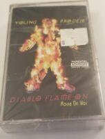 Young Prodeje - Diablo Flame-On: Movie On Wax Cassette Tape rap hip hop rare
