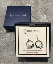Brilliance earrings Nwt ~ Gorgeous