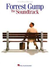 Forrest Gump The Soundtrack Filmmusik Songbook Noten