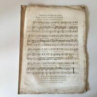 Spartito Romance Inger-Des-Essarts/Florian La Buona Madre Musica Mcqueen C.
