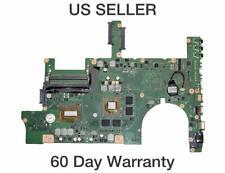 Asus G751JM Motherboard w/ GTX860M 2GB  w/ i7-4710HQ 2.5GHz CPU 60NB06G0-MB1330