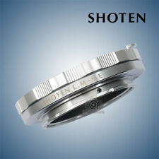 Limited Edition SHOTEN adapter for LeicaM ZM VM lens to Sony E mount NEX A7R2 A9