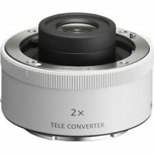 Neu Sony SEL20TC 2x Teleconverter Lens for SEL70200GM/ SEL100400