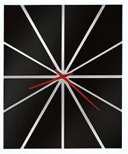 "HOWARD MILLER NEW LARGE OVERSIZED CONTEMPORARY GALLERY CLOCK ""ZANDERI I"" 625-617"