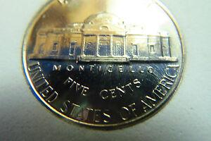 ">>U.S.1964  JEFFERSON ""PROOF"" NICKEL , Brilliant Uncirculated, Philadelphia Mint"