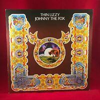 THIN LIZZY Johnny The Fox 1982 UK vinyl LP EXCELLENT CONDITION PRICE 11