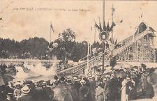 MARSEILLE expo coloniale 1906 2544 le water toboggan