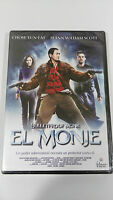 EL MONJE DVD CHOW YUN-FAT NEW AND SEALED NUEVO PRECINTADA!!!