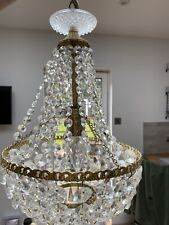 Beautiful Crystal chandalier