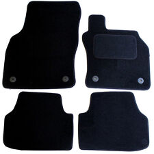 For Skoda Octavia (5E) 2013+ Fully Tailored 4 Piece Car Mat Set with 4 Clips