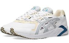 ASICS Men's Gel-DS Trainer OG Running Shoes White/Mid Grey Size 11