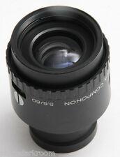 Schneider WA Componon 60mm Enlarging Lens 1:5.6 - 32 Germany Good/Fair USED D03F
