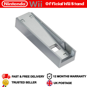 WII STAND - OFFICIAL NINTENDO WII VERTICAL STAND - RVL-017 - PARTS ACCESSORIES