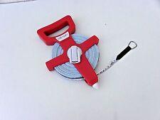 Bandmaß Rahmenbandmaß Maßband Messband 30 m Messen  35099