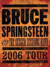BRUCE SPRINGSTEEN 2006 AMERICAN LAND TOUR CONCERT PROGRAM BOOK / NMT 2 MINT