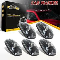 5x 264146CL Clear Cab Marker Light Cover+base for Dodge Ram 2500 3500 4500 03-17
