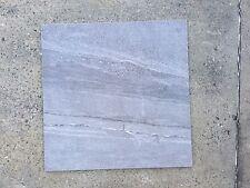 Grey Sandstone Look Matte Rough R11 Porcelain Floor Wall Outdoor Tile 600x600x10