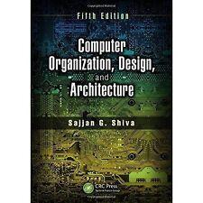 Shiva, Sajjan G.-Computer Organization, Design, And Architecture  BOOKH NEW