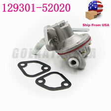 US Fuel Feed Lift Pump Fit Yanmar Industrial 2GM20 3GM30 3GMD 3HM35 129301-52020