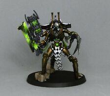 Warhammer 40K Indomitus Necrons Skorpekh Lord pro painted